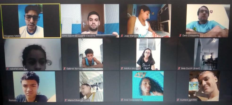 Intercâmbio entre São Paulo e Recife